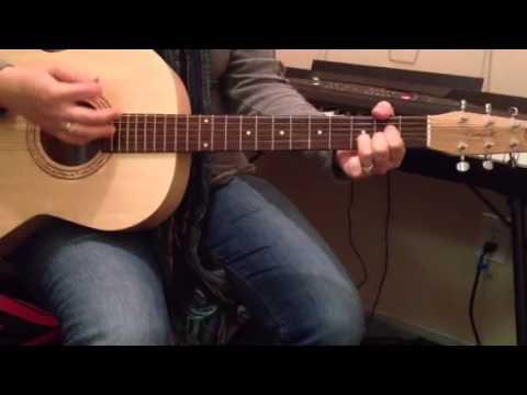 One Desire Kari Jobe Acoustic Lesson Youtube