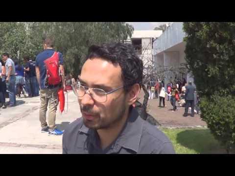 Estudiantes internacionales opinan de México y la UNAM...