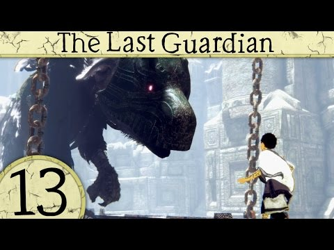The Last Guardian ITA- PARTE 13