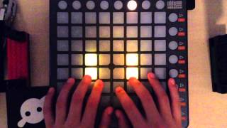 Rage Valley Knife Party Launchpad Cover