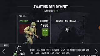 Решил поиграть в хорошую игру про вторую мировую войну.