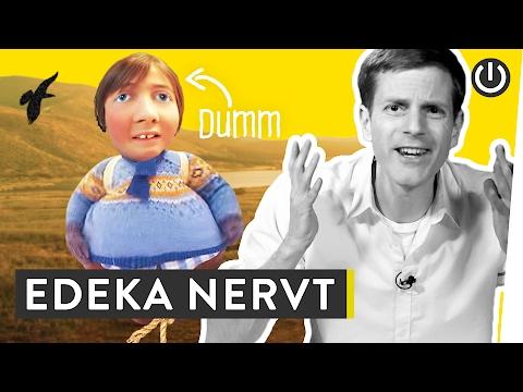 Warum macht EDEKA Werbung wie EATKARUS? #issso | WALULIS