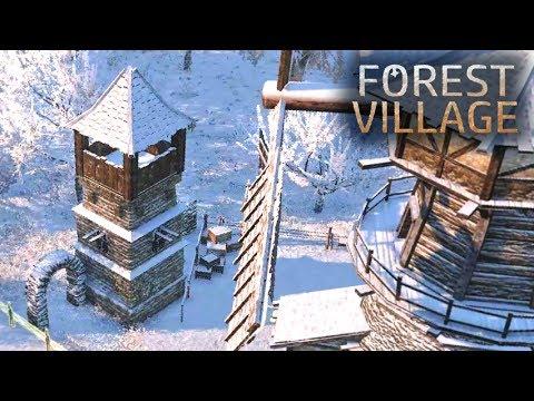 Life is Feudal: Forest Village - Сторожевая башня! #18