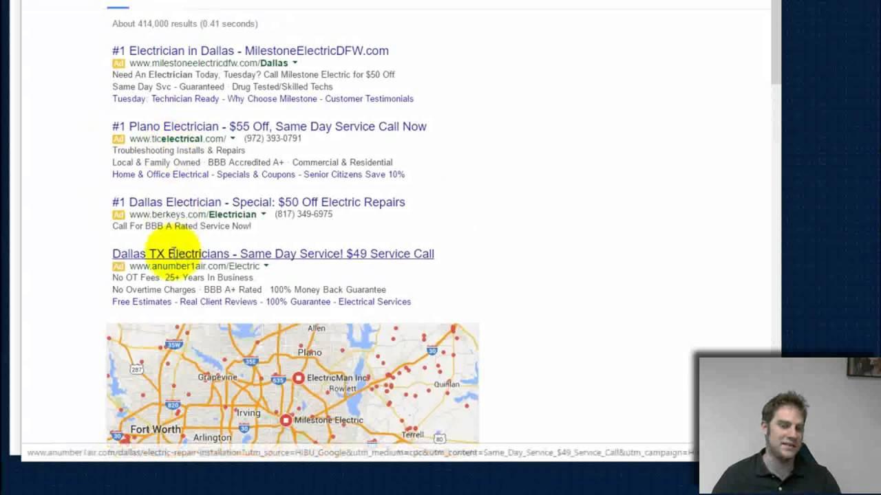Local SEO -- Rank in Google Maps