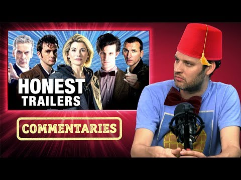 Honest Trailers Commentary - Doctor Who (Modern)