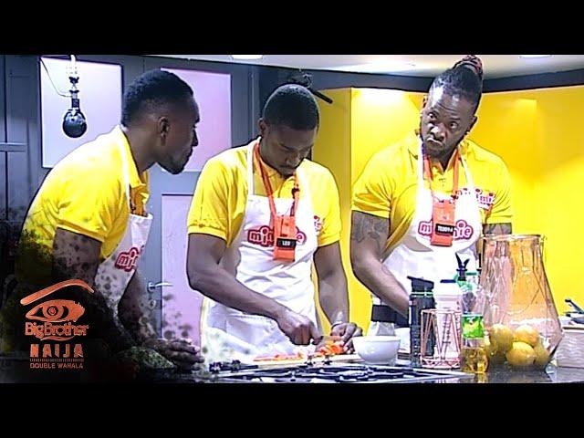 Third Week in Biggie's House | Big Brother: Double Wahala | Africa Magic