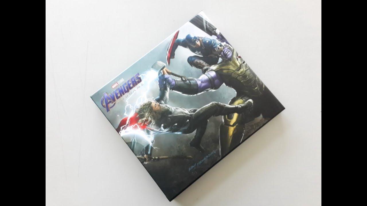 Baby Thanos Revealed In Avengers Endgame Art Book