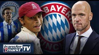 Bayern: Weg frei für Sané-Transfer – Könnte Ten Hag auf Kovac folgen? | TRANSFERMARKT