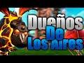 Ataque Th9 Dueños De Los Aires YIYIYI
