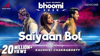 Saiyaan Bol (Kaushiki Chakaraborty) Mp3 Song Download