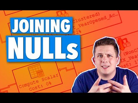 Joining On NULL Values In SQL Server