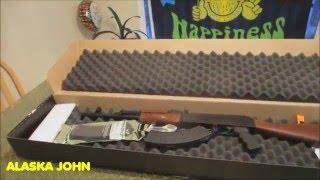 CENTURY ARMS C39V2 AK47 AK-47 UNBOXING