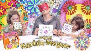 Testujemy zestawy Mandala-Designer®, Ravensburger, TMToys