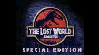 The Lost World Jurassic Park Special Edition PS1 Walkthrough