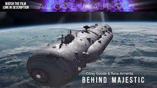 Secret Space Program Ships - Solar Warden - Above Majestic - Corey Goode & Rene Armenta