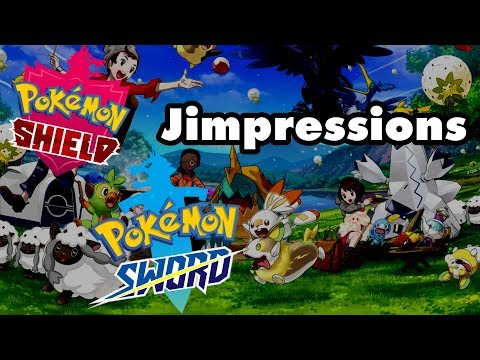 Pokémon Sword and Shield - Nintendo's Dynasty Warriors (Jimpressions)