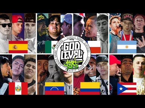 Los 8 EQUIPOS CLASIFICADOS a la GOD LEVEL FEST 2018 ¡3vs3!