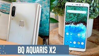 BQ Aquaris X2 y X2 Pro: primeras impresiones y precio