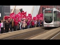Demonstratie In Rotterdam Verloopt Rustig