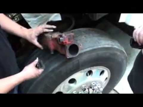 Ford 250 Fuel Filter Egr Valve Removal 360p Youtube