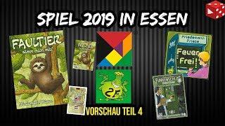 Essen Spiel 2019 Vorschau #4: Neuheiten von 2F-Spiele & meine persönlichen Ersteindrücke