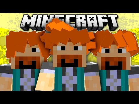 Minecraft Mod Showcase: CUSTOM HAIR!