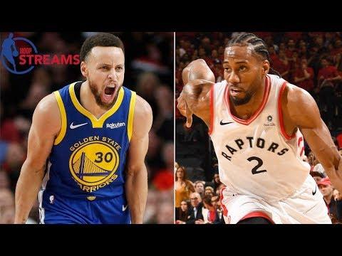 Hoops Streams: Previewing NBA Finals Game 1 Warriors At Raptors | ESPN