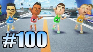 Wii Have Fun #100: Wii Party U (Game 1 part 1; Highway Rollers)