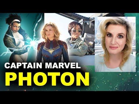 Captain Marvel 2019 - Photon aka Rambeau