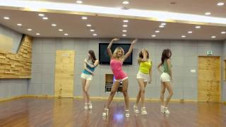 Baixar Sistar - Touch my body Dance practice Mirror HD