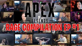 Apex Legends: Extreme Rage Compilation