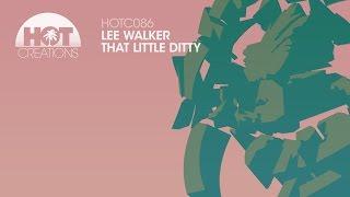 Lee Walker - That Little Ditty