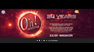 Killer Traxx @ 24 Years The Oh ! Waregem Expo (31-10-17) [Official Last Set]