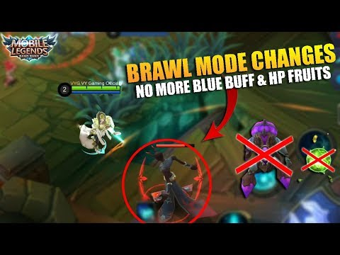 BRAWL MODE Changes With New Rules Review and Fast Gameplay - Mobile Legends