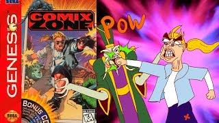 Peter Reviews: Comix Zone thumbnail