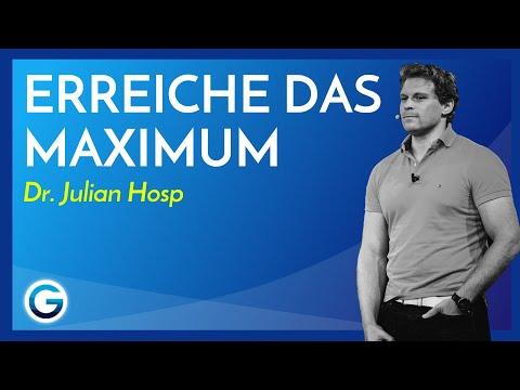 Ziele Erreichen: Praktische Anleitung Zum Starten // Dr. Julian Hosp