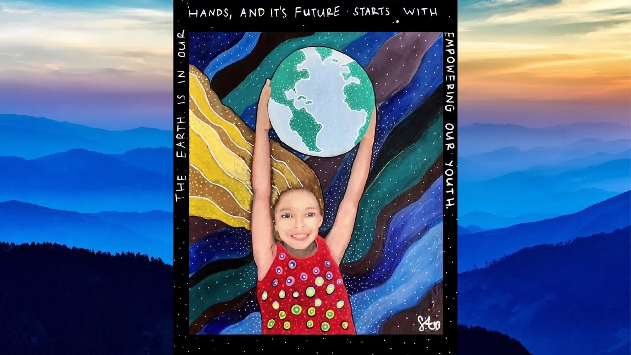 Sunrise Movement Springfield hosts Earth Day climate strike