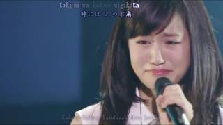 Maeda Atsuko - Migikata (Subtitle Indonesia)