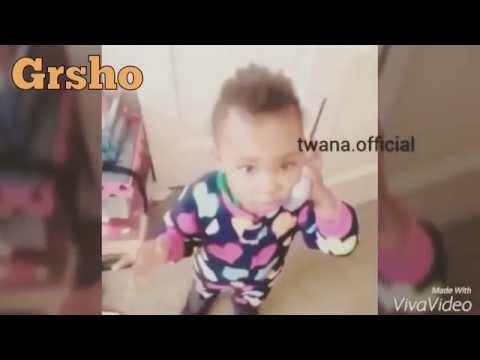 Funny Videos collection of twana delon(tuti) & shwan delon