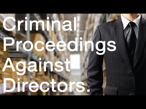 Company Directors Disqualification Act 1986 | My Insolvency
