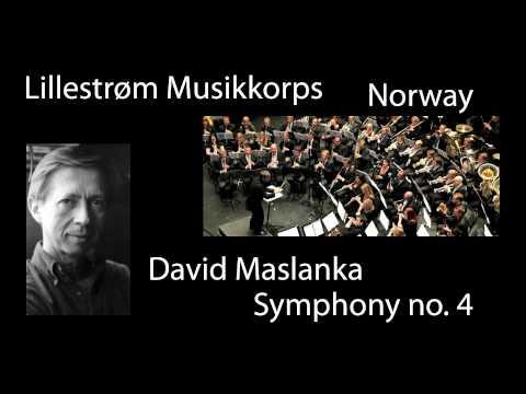 NM 2003, Lillestrøm Musikkorps - David Maslanka - Symphony no. 4