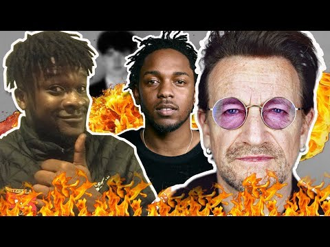 U2 - American Soul Ft Kendrick Lamar (REACTION)