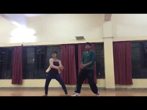Dance choreography on Tattoo from ABCD2