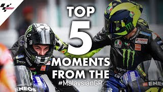2019 #MalaysianGP Top 5 Moments