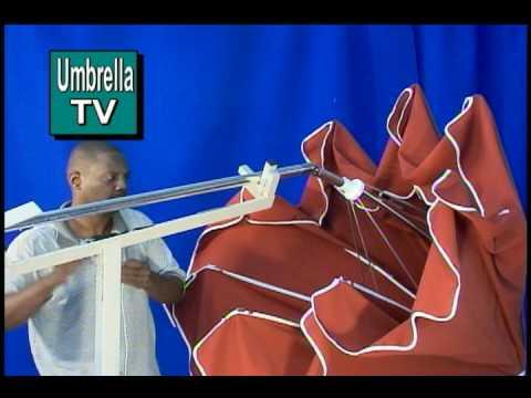 How To Restring A Umbrella ( Part 1)