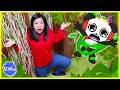 Ryan's Mommy Helps VTubers Escape Jungle Maze In Real Life!