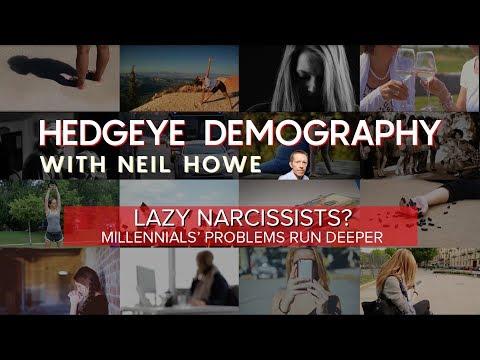Neil Howe: Lazy Narcissists? Millennials' Problems Run Deeper