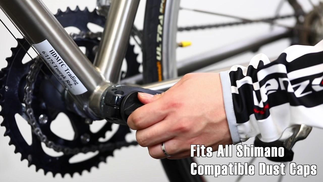 Crank Bottom Bracket Plug Arm Installation Tool For Shimano HollowTech 2 Bike