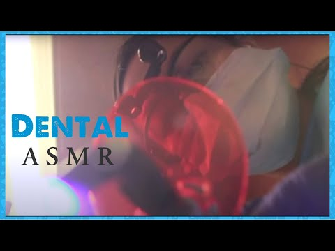 ASMR A Gentle Dental Deep Cleaning Roleplay