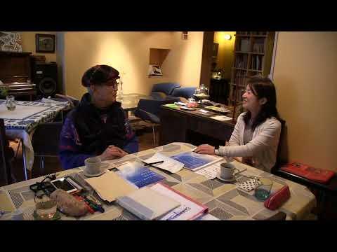 林泰義さんインタビュー映像(聞...